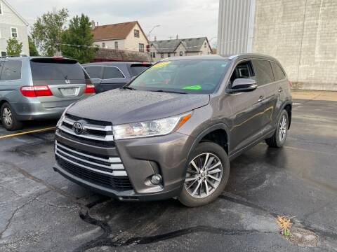 2017 Toyota Highlander for sale at Fine Auto Sales in Cudahy WI