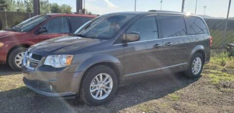 2019 Dodge Grand Caravan for sale at FAST LANE AUTOS in Spearfish SD