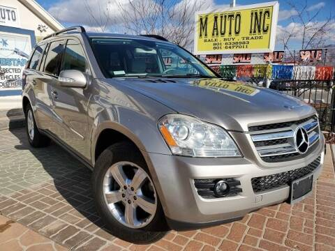 2007 Mercedes-Benz GL-Class for sale at M AUTO, INC in Millcreek UT