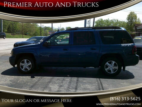2006 Chevrolet TrailBlazer EXT for sale at Premier Auto And Trucks in Independence MO