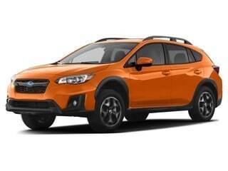 2018 Subaru Crosstrek for sale at FRED FREDERICK CHRYSLER, DODGE, JEEP, RAM, EASTON in Easton MD