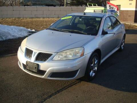 2009 Pontiac G6 for sale at MOTORAMA INC in Detroit MI