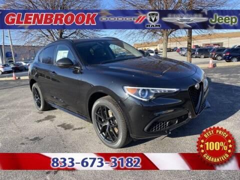 2020 Alfa Romeo Stelvio for sale at Glenbrook Dodge Chrysler Jeep Ram and Fiat in Fort Wayne IN