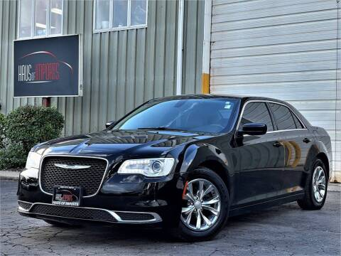 2015 Chrysler 300 for sale at Haus of Imports in Lemont IL