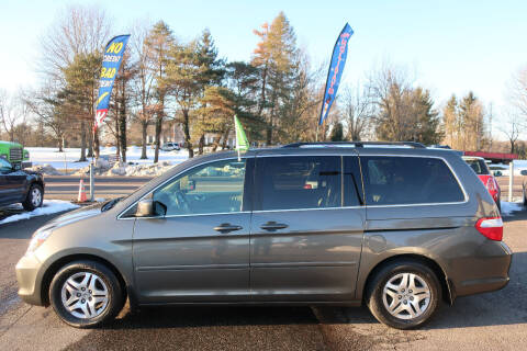 2007 Honda Odyssey for sale at GEG Automotive in Gilbertsville PA