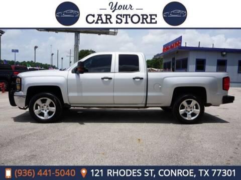 2014 Chevrolet Silverado 1500 for sale at Your Car Store in Conroe TX