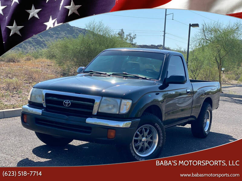 2000 Toyota Tacoma for sale at Baba's Motorsports, LLC in Phoenix AZ