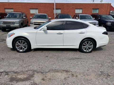 2012 Infiniti M37 for sale at A & R Motors in Richmond VA