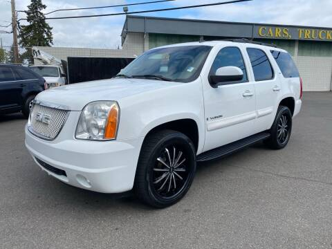 2007 GMC Yukon for sale at Vista Auto Sales in Lakewood WA