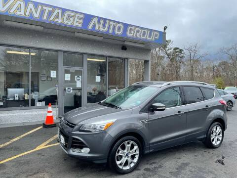 2014 Ford Escape for sale at Vantage Auto Group in Brick NJ