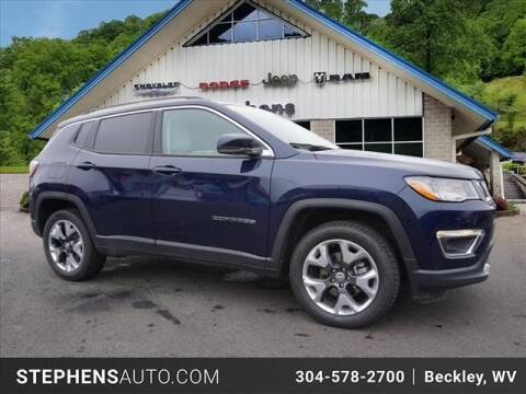2020 Jeep Compass for sale at Stephens Auto Center of Beckley in Beckley WV
