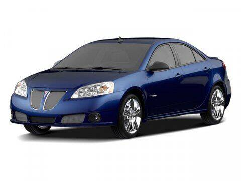 2009 Pontiac G6 for sale at Mike Murphy Ford in Morton IL