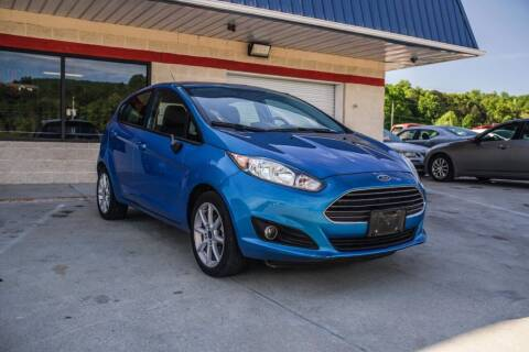 2015 Ford Fiesta for sale at CarUnder10k in Dayton TN