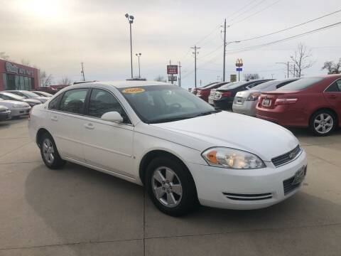 2008 Chevrolet Impala for sale at Zacatecas Motors Corp in Des Moines IA