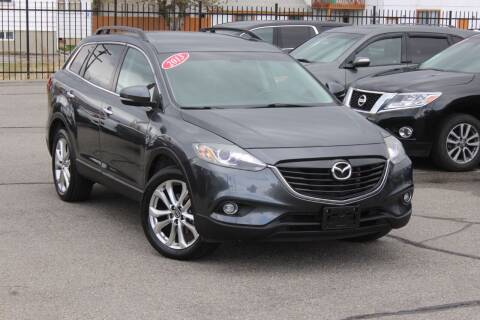2013 Mazda CX-9 for sale at Car Bazaar INC in Salt Lake City UT