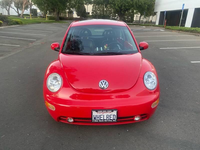 2001 Volkswagen New Beetle for sale in Newark, CA