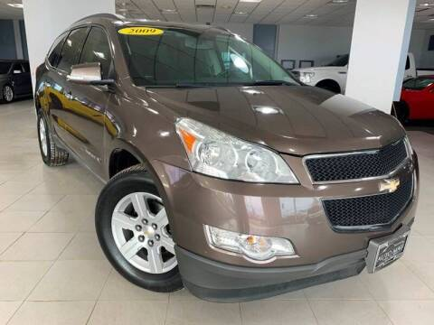 2009 Chevrolet Traverse for sale at Cj king of car loans/JJ's Best Auto Sales in Troy MI