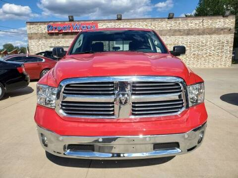 2019 RAM Ram Pickup 1500 Classic for sale at Great Ways Auto Finance in Redford MI