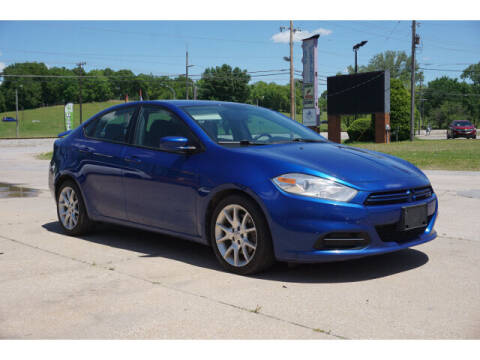 2013 Dodge Dart for sale at Sand Springs Auto Source in Sand Springs OK