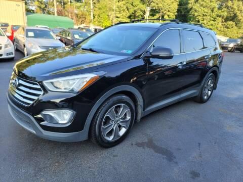2014 Hyundai Santa Fe for sale at GEORGIA AUTO DEALER, LLC in Buford GA