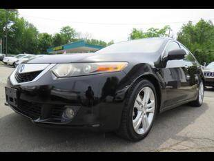 2010 Acura TSX for sale at Rockland Automall - Rockland Motors in West Nyack NY