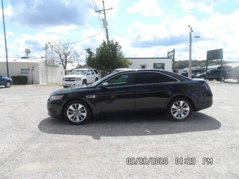 2011 Ford Taurus for sale at Town and Country Motors in Warsaw MO