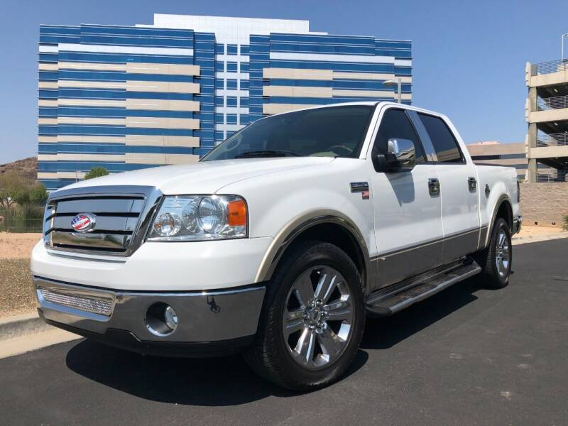 2007 Ford F-150 for sale at Day & Night Truck Sales in Tempe AZ
