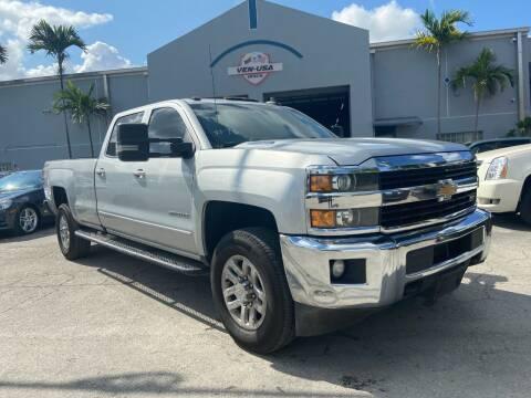 2016 Chevrolet Silverado 3500HD for sale at Ven-Usa Autosales Inc in Miami FL