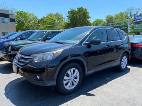 2014 Honda CR-V for sale at WOLF'S ELITE AUTOS in Wilmington DE
