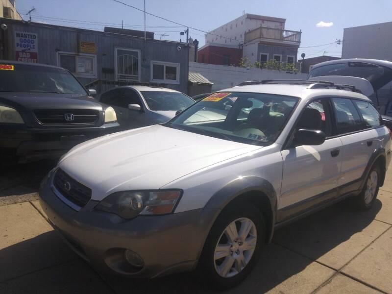 2005 Subaru Outback for sale at K J AUTO SALES in Philadelphia PA