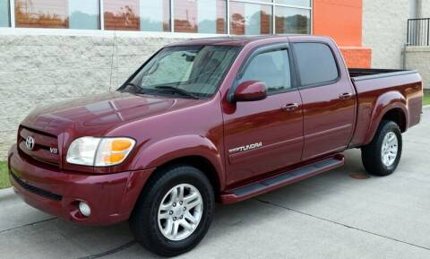2004 Toyota Tundra for sale at Raleigh Auto Inc. in Raleigh NC