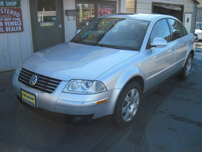 2005 Volkswagen Passat for sale at TRI-STAR AUTO SALES in Kingston NY