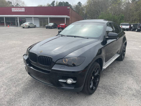 2009 BMW X6 for sale at Certified Motors LLC in Mableton GA