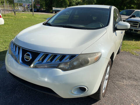 2009 Nissan Murano for sale at Carlyle Kelly in Jacksonville FL