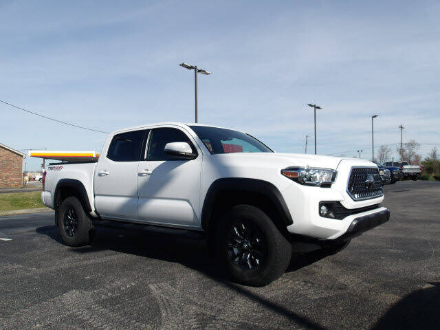 2018 Toyota Tacoma for sale at TAPP MOTORS INC in Owensboro KY