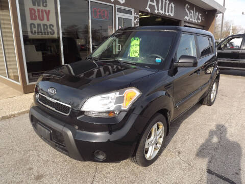 2011 Kia Soul for sale at Arko Auto Sales in Eastlake OH