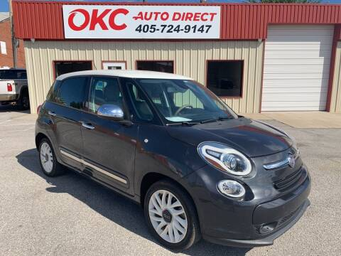 2014 FIAT 500L for sale at OKC Auto Direct in Oklahoma City OK