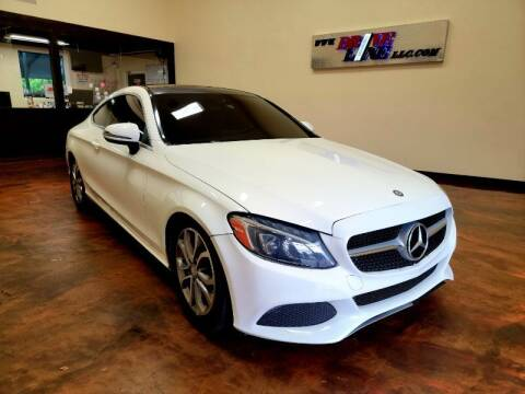 2017 Mercedes-Benz C-Class for sale at Driveline LLC in Jacksonville FL