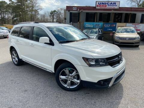 2017 Dodge Journey for sale at Unicar Enterprise in Lexington SC