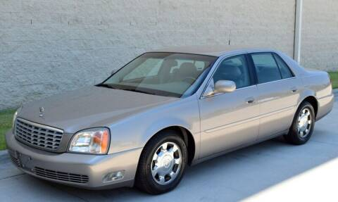 2002 Cadillac DeVille for sale at Raleigh Auto Inc. in Raleigh NC