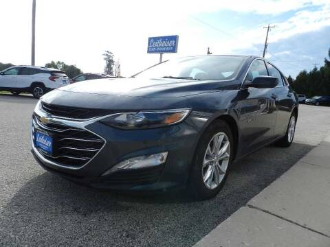 2020 Chevrolet Malibu for sale at Leitheiser Car Company in West Bend WI