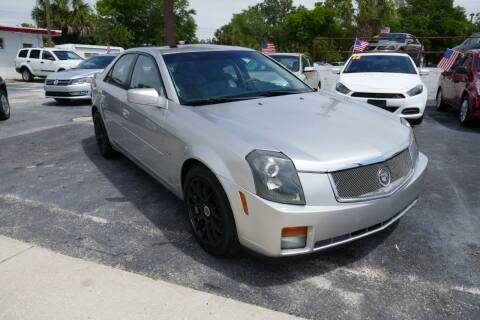 2007 Cadillac CTS for sale at J Linn Motors in Clearwater FL