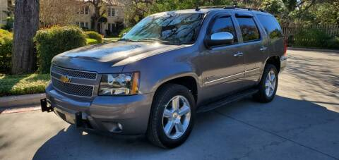 2014 Chevrolet Tahoe for sale at Motorcars Group Management - Bud Johnson Motor Co in San Antonio TX