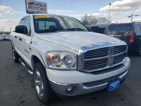 2007 Dodge Ram Pickup 1500 for sale at Eagle Motors in Hamilton OH