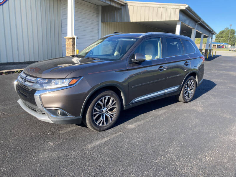 2017 Mitsubishi Outlander for sale at McCully's Automotive - Trucks & SUV's in Benton KY