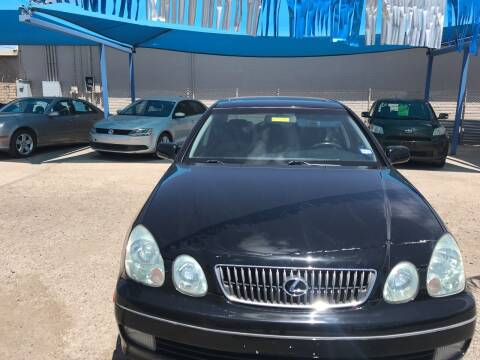 2002 Lexus GS 300 for sale at Autos Montes in Socorro TX