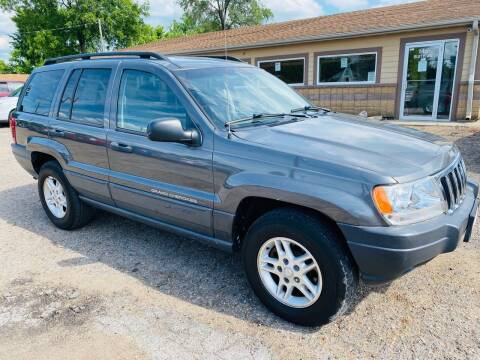2003 Jeep Grand Cherokee for sale at Truck City Inc in Des Moines IA