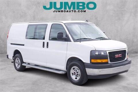 2019 GMC Savana Cargo for sale at Jumbo Auto & Truck Plaza in Hollywood FL