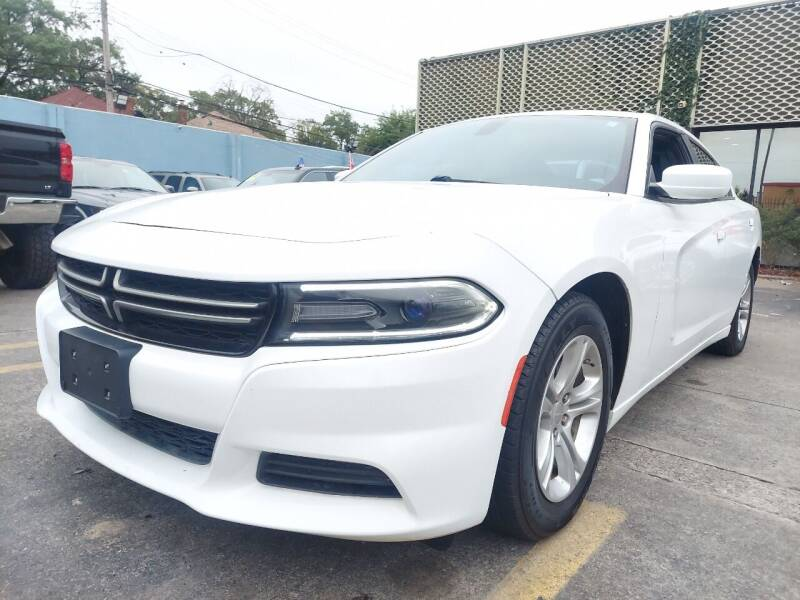 2017 Dodge Charger for sale at Gus's Used Auto Sales in Detroit MI