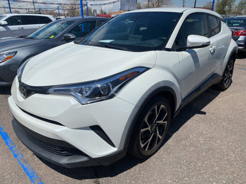 2019 Toyota C-HR for sale at Nations Auto Inc. II in Denver CO